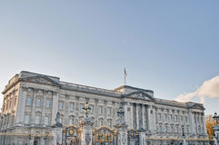 Buckingham Palace at London, England Stock Image