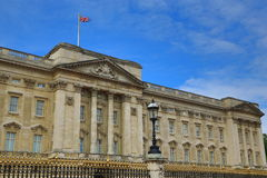 Buckingham Palace, London, England Stock Photography