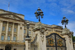 Buckingham Palace, London, England Royalty Free Stock Photo