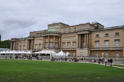 Buckingham Palace in London, England Stock Photography