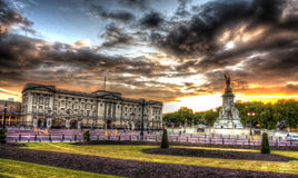 Buckingham palace. London. Stock Photography