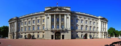 Buckingham palace - London UK Stock Photos