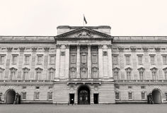 Buckingham Palace in London, UK Stock Image