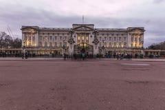 Buckingham Palace - London - UK Royalty Free Stock Photography