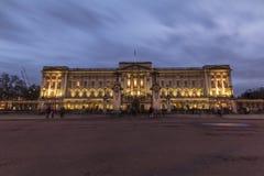 Buckingham Palace - London - UK Royalty Free Stock Photos