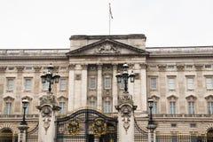 Buckingham Palace in London, UK Royalty Free Stock Images