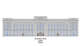 Buckingham Palace, London, United Kingdom Stock Image