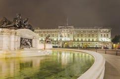Buckingham Palace in London Royalty Free Stock Image