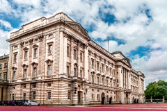 Buckingham Palace a Londra Immagine Stock