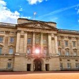 Buckingham Palace, Londra Immagine Stock Libera da Diritti