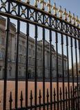 Buckingham Palace, Londra, Inghilterra Fotografia Stock Libera da Diritti