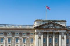 Buckingham Palace, Londra, Regno Unito Immagini Stock Libere da Diritti