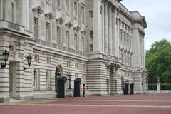 Buckingham Palace, Londres Fotografia de Stock Royalty Free