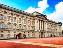 Buckingham Palace Londres Imagenes de archivo