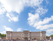 Buckingham Palace Londres Angleterre Photos libres de droits