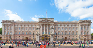 Buckingham Palace Londres Angleterre Photographie stock