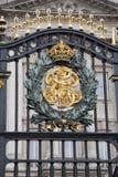 Buckingham Palace, Londyn Obrazy Stock