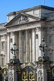 Buckingham Palace - Londyn Obrazy Stock