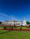 Buckingham Palace in the Summer Royalty Free Stock Images
