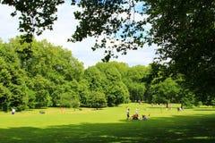 Buckingham Palace vert Londres de parc photo libre de droits