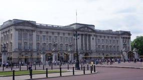 Buckingham palace. Walk to the bucking ham palace in London Stock Photography