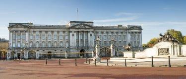 Buckingham-Palast Lizenzfreies Stockfoto