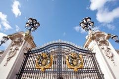 Buckingham slott arkivfoton