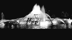 Buckingham springbrunn Fotografering för Bildbyråer