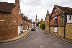 Buckingham Streets royalty free stock images
