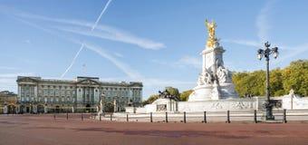 Buckinghampaleis Royalty-vrije Stock Afbeeldingen