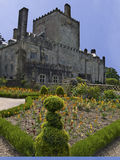 Buckland Abbey Garden Royalty Free Stock Images