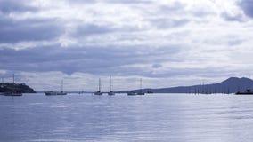 Bucklands-Strand, Auckland, Neuseeland Lizenzfreies Stockbild