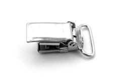 Buckle. Old buckle on white background Royalty Free Stock Images