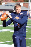 Bucknell Bison kicker Derek Mauer Stock Photo