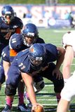 Bucknell Bison quarterback Brandon Wesley Stock Photos