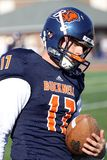 Bucknell kicker Sean Kobelli Royalty Free Stock Photo