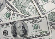 Bucks. American dollars Stock Images