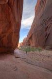 Buckskin Gulch Narrows in Utah Stock Photography