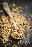 Buckthorn bark, Cortex Frangulae Stock Photos