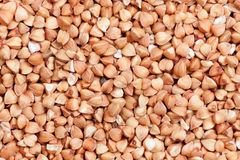 Buckwheat background Stock Photos