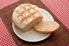 Buckwheat  Bread Stock Images