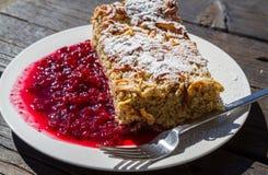 Buckwheat cake Royalty Free Stock Image