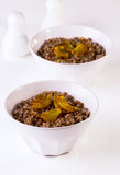 Buckwheat cereal Stock Image