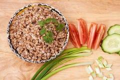 buckwheat Cibo sano verdure vegetarianism Fotografie Stock