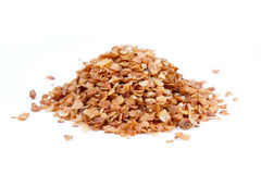 Buckwheat flakes Stock Images