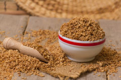 Buckwheat Flakes Stock Photography