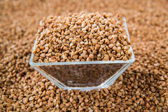 Buckwheat good Royalty Free Stock Photos
