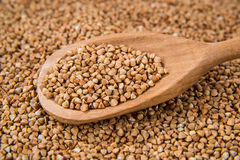 Buckwheat good Stock Photo