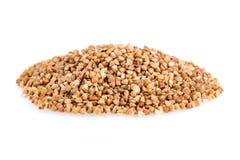 Buckwheat grain Royalty Free Stock Photography