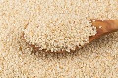 Buckwheat groats in a bowl Royalty Free Stock Photo